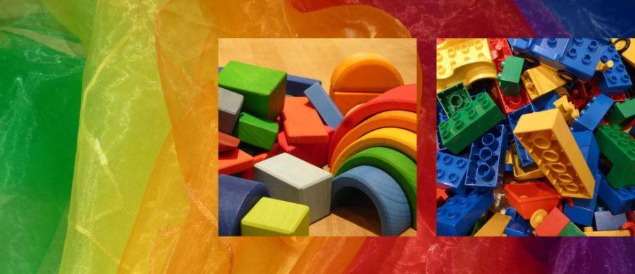 Hochwertiges Spielzeug in der U3-Betreuung Wattenscheid
